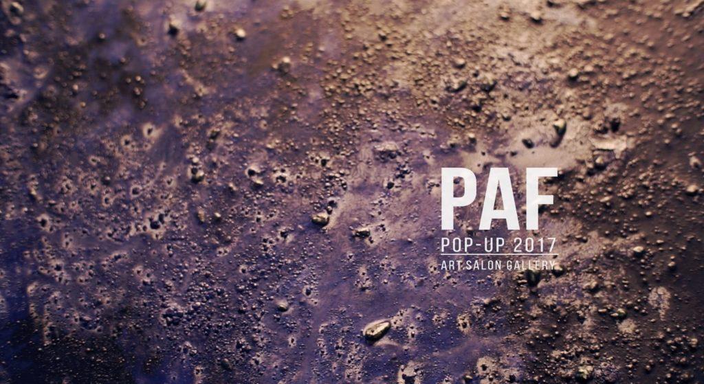 POP UP exhibition 2017